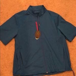 Greg Norman short sleeve men jacket